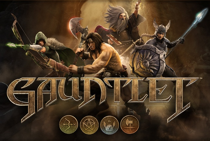 Купить Gauntlet™ (Steam Gift  region RU/CIS)