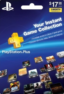 Playstation Plus  90 day RUS (CODE)