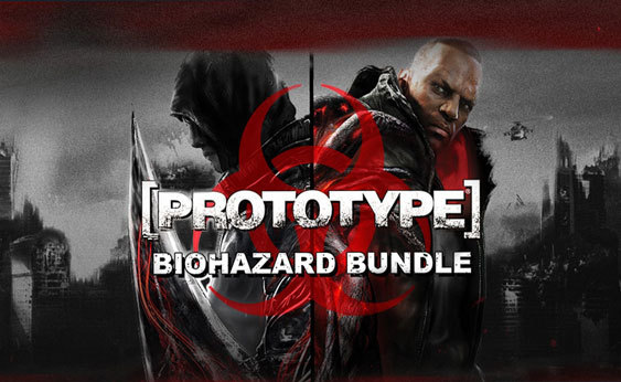 Prototype® Biohazard Bundle Xbox One