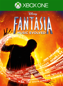 Disney Fantasia: Music Evolved - Digital Bundl Xbox One