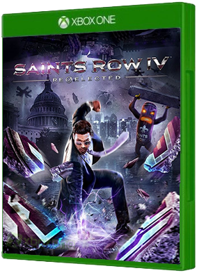 Saints Row IV: Re-Elected Xbox One