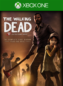 The Walking Dead: The Complete First Season Xbox One