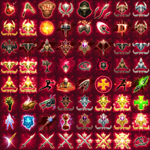 Diablo icons for Lineage2 by NevesOma