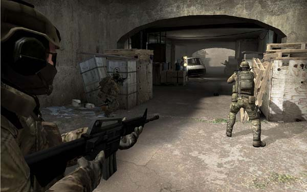 Counter-Strike: Global Offensive (CS: GO) guarantee