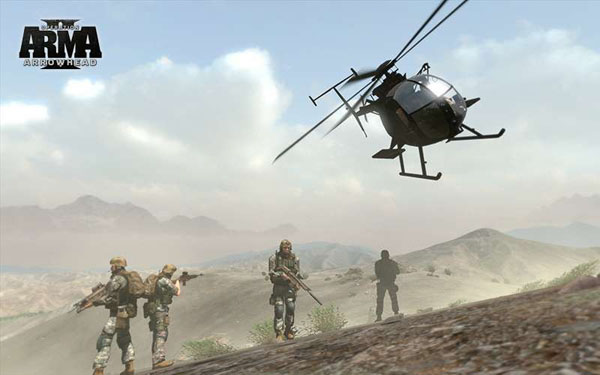Arma 2 : Operation Arrowhead [steam]