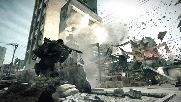 Battlefield 3 ™ [ORIGIN] + mail response to the second.