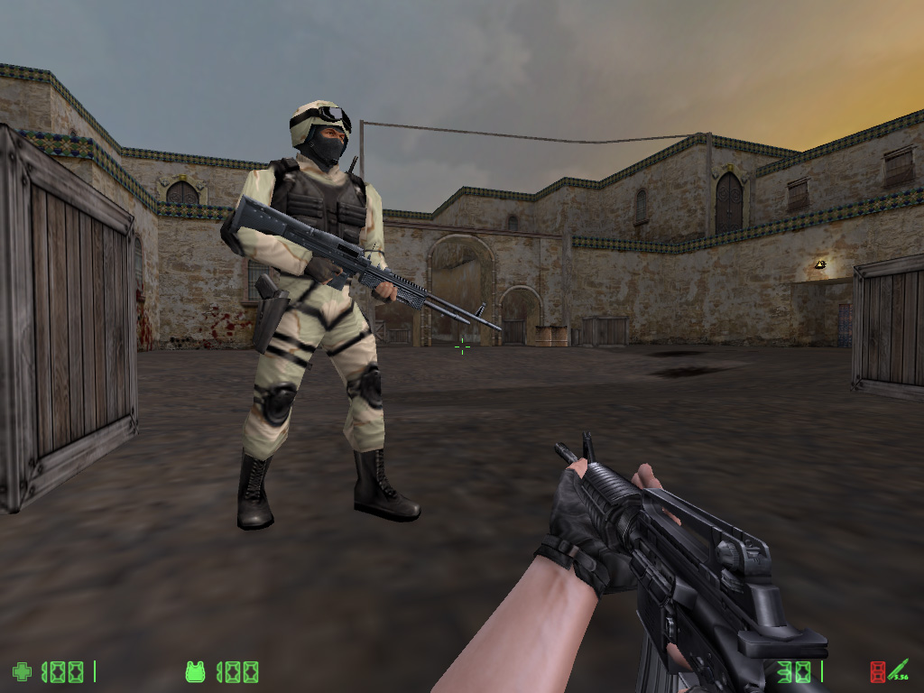 Counter-strike condition zero pc review and full download   old.