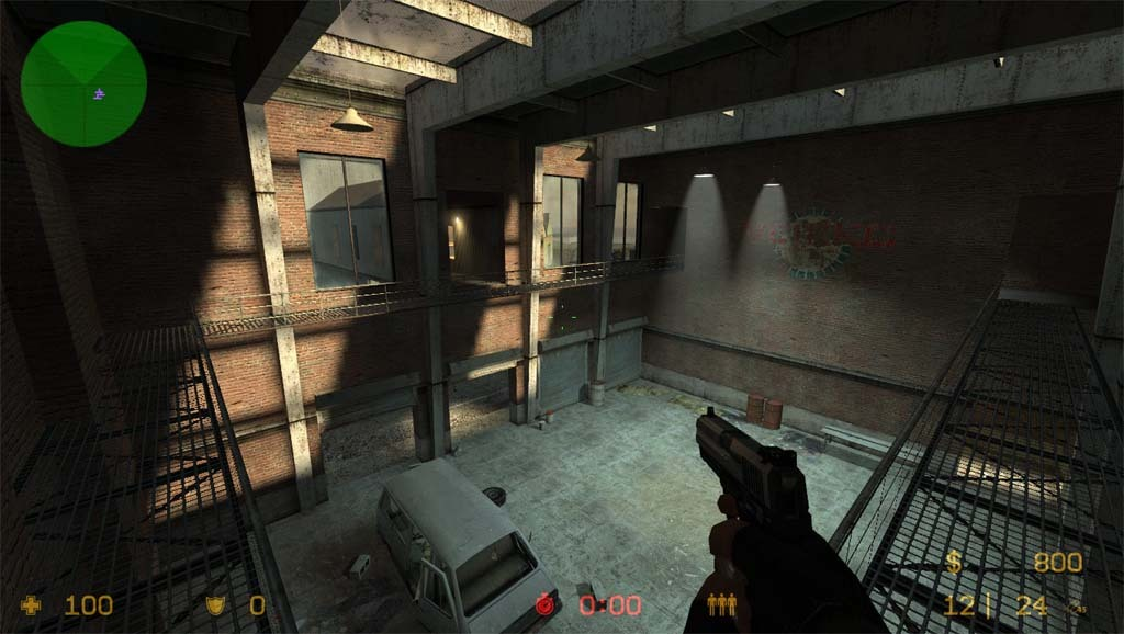 Counter-Strike: Source ™ [steam]