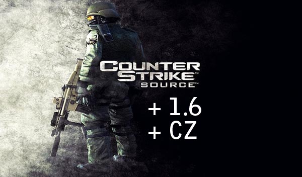 CS : 1.6 + CS : CZ + CS : Source [STEAM]