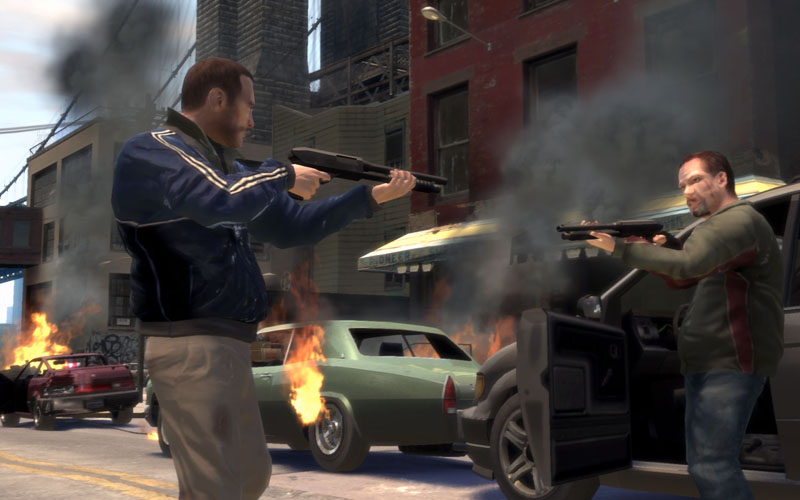 Grand Theft Auto IV™ (GTA 4) [steam]