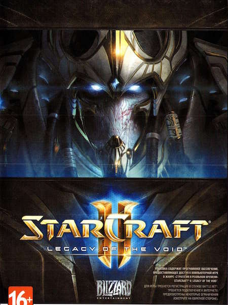 I♒StarCraft 2 II Legacy of the Void+STEAM gift