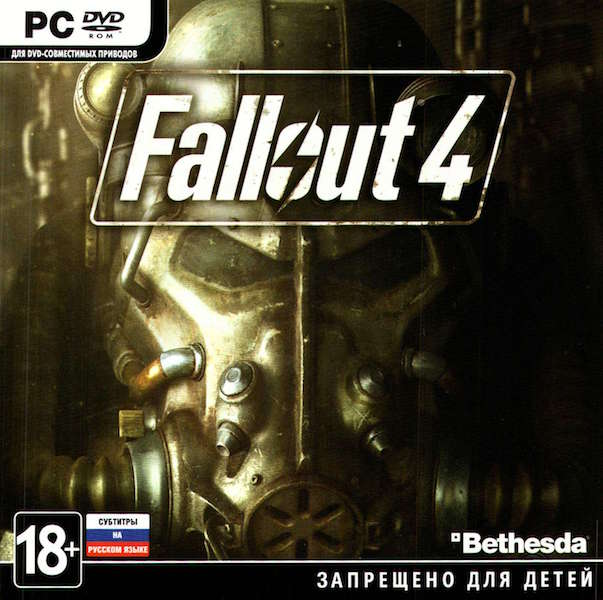 I♒ FALLOUT 4 (Steam) + STEAM gift for review