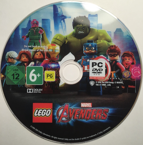 I♒LEGO: Marvel Avengers (STEAM KEY)+DLC