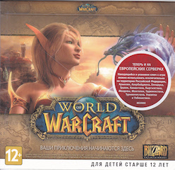 WOW: World of Warcraft BATTLECHEST 14days (RU)
