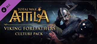 TOTAL WAR: ATTILA DLC Viking forefathers (STEAM KEY)ROW