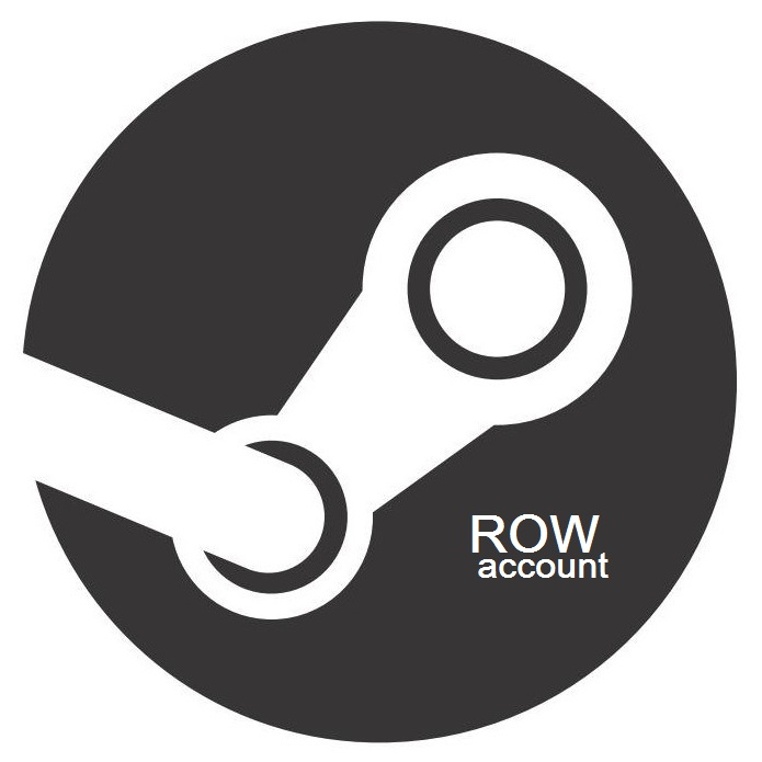 Game account (Steam ROW) and E-mail