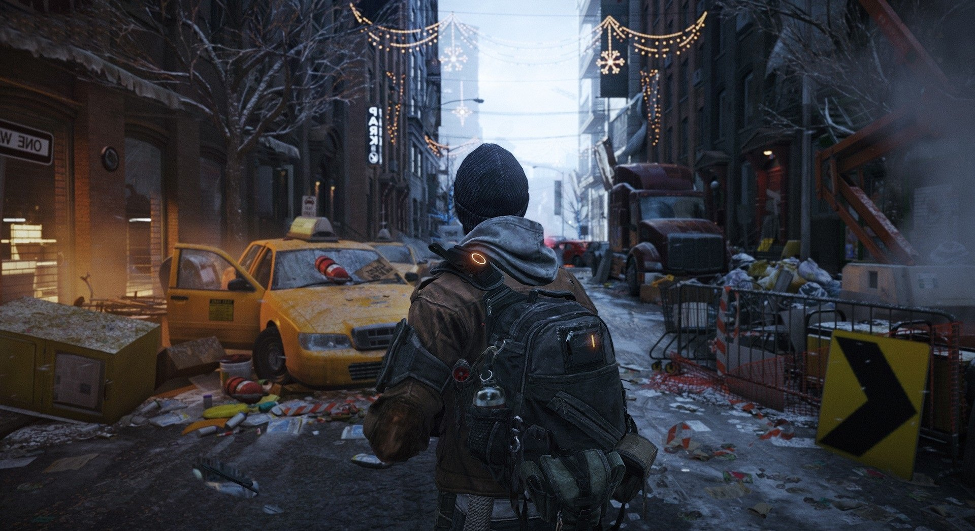 Tom Clancy´s The Division [Steam Gift] (RU+CIS)