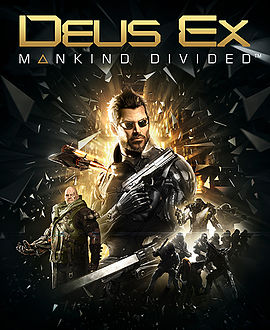 Deus Ex: Mankind Divided [Steam Gift] (RU+CIS)