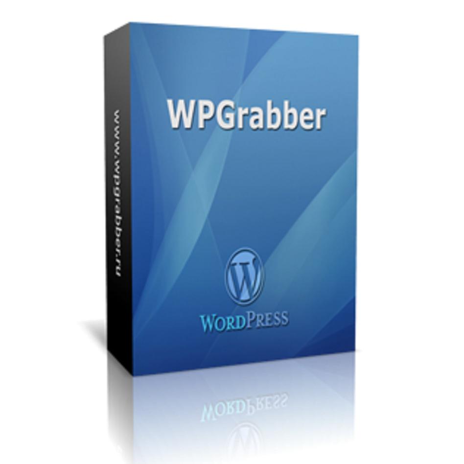 WPGrabber 4.9. 8 - CMS WordPress Plugin + 122 Ribbons 2019