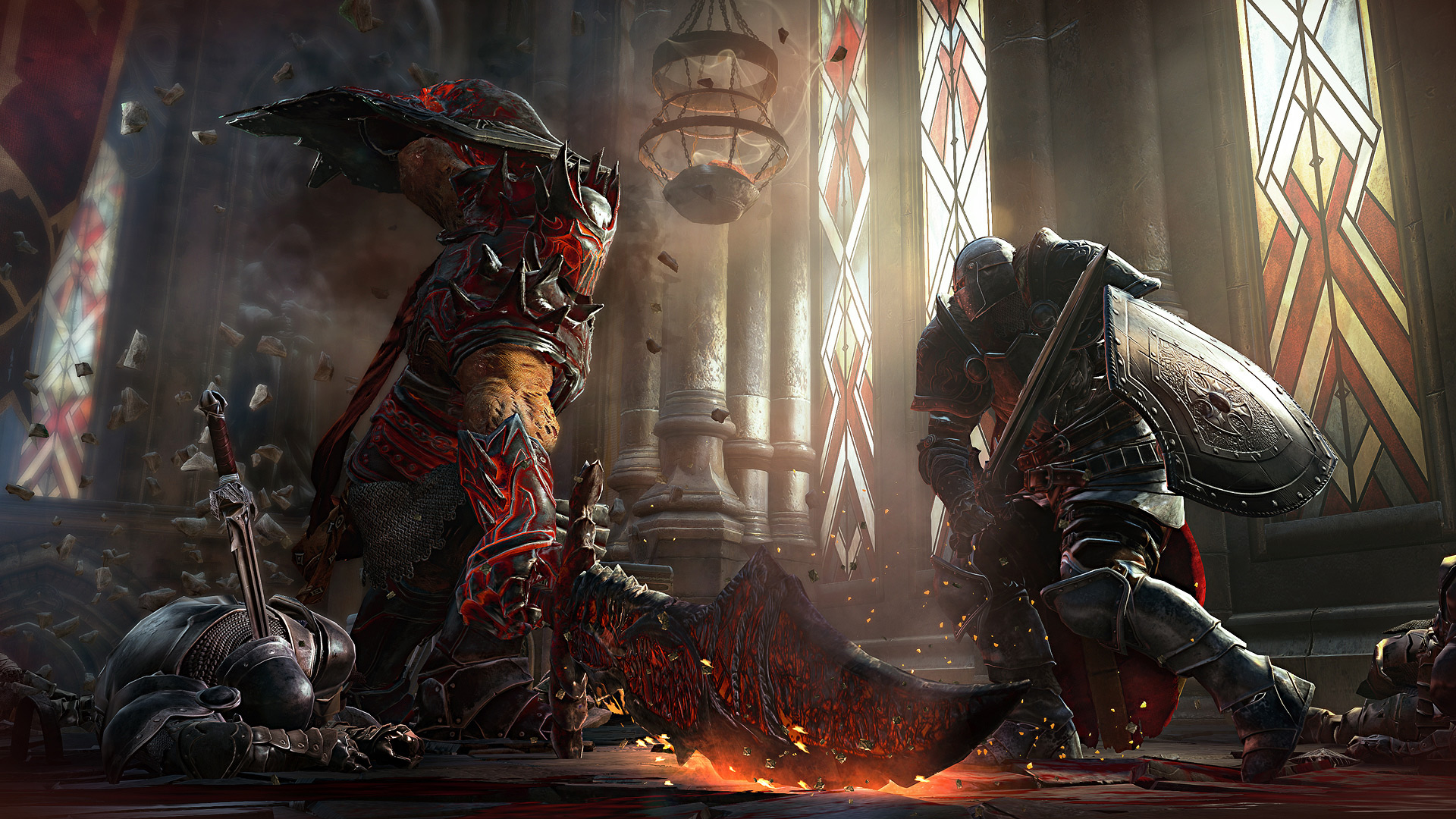 Lords Of The Fallen GOTY ( SteamGift | RUS )