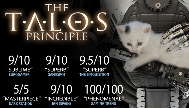 The Talos Principle ( Steam Gift | RU )