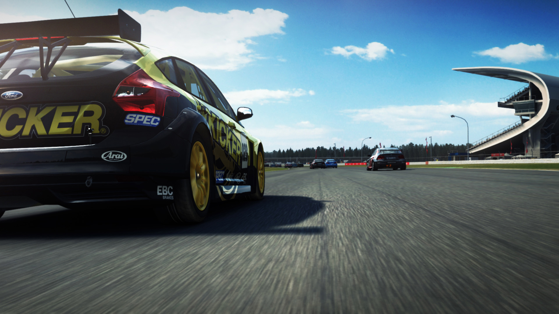 GRID Autosport ( Steam Gift | RUS )