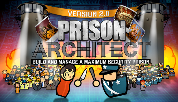 Prison Architect ( Steam Gift | RUS )