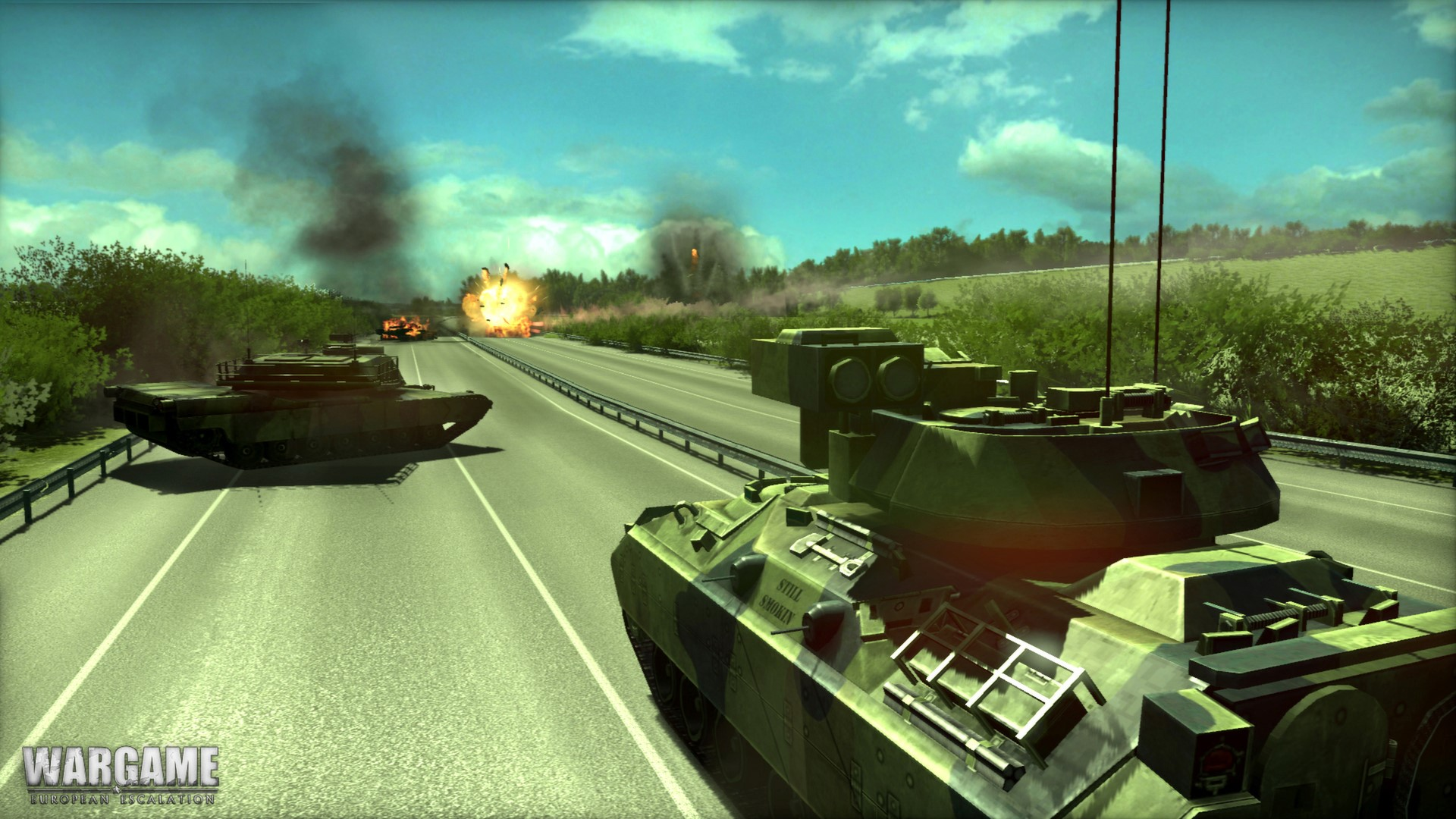 Wargame: European Escalation ( Steam Gift | RU + CIS )