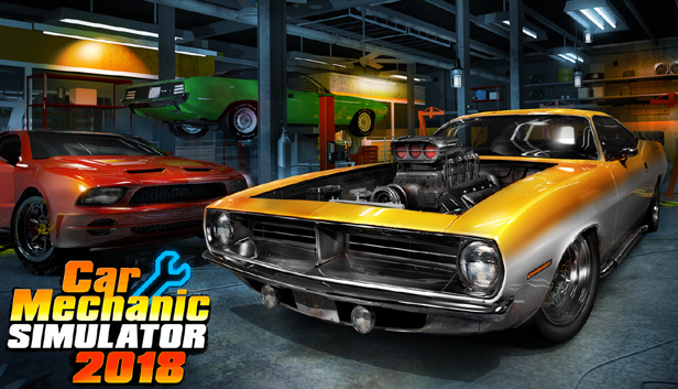 Car Mechanic Simulator 2018 ( Steam Gift | RU )