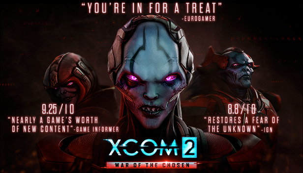 XCOM 2: War of the Chosen ( Steam Gift | RU+UA+KZ )