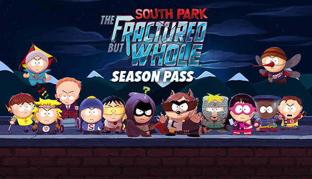 The Fractured But Whole Season Pass (Steam Gift|RU+KZ)
