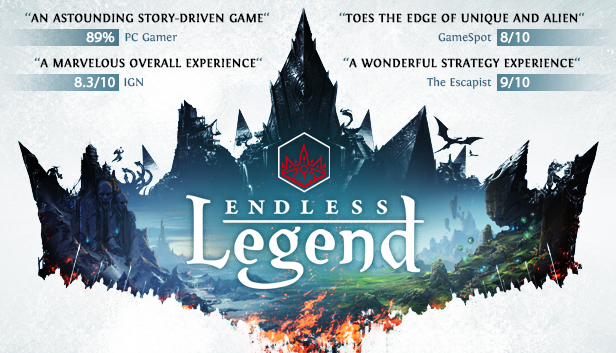 Endless Legend - Emperor Edition Upgrade(Steam Gift|RU)