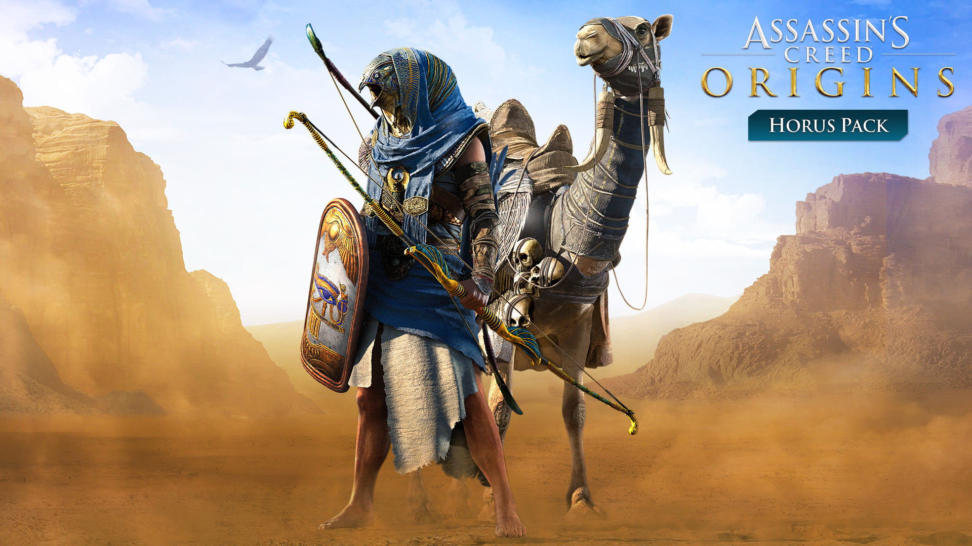 Assassin´s Creed Origins - Horus Pack (Steam | RU+CIS)