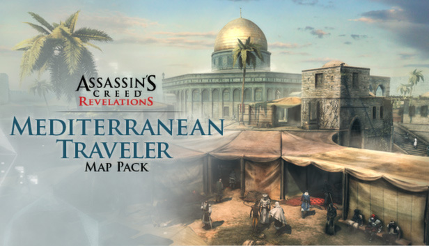 Assassin´s Creed Revelations - Mediterranean|RU+CIS