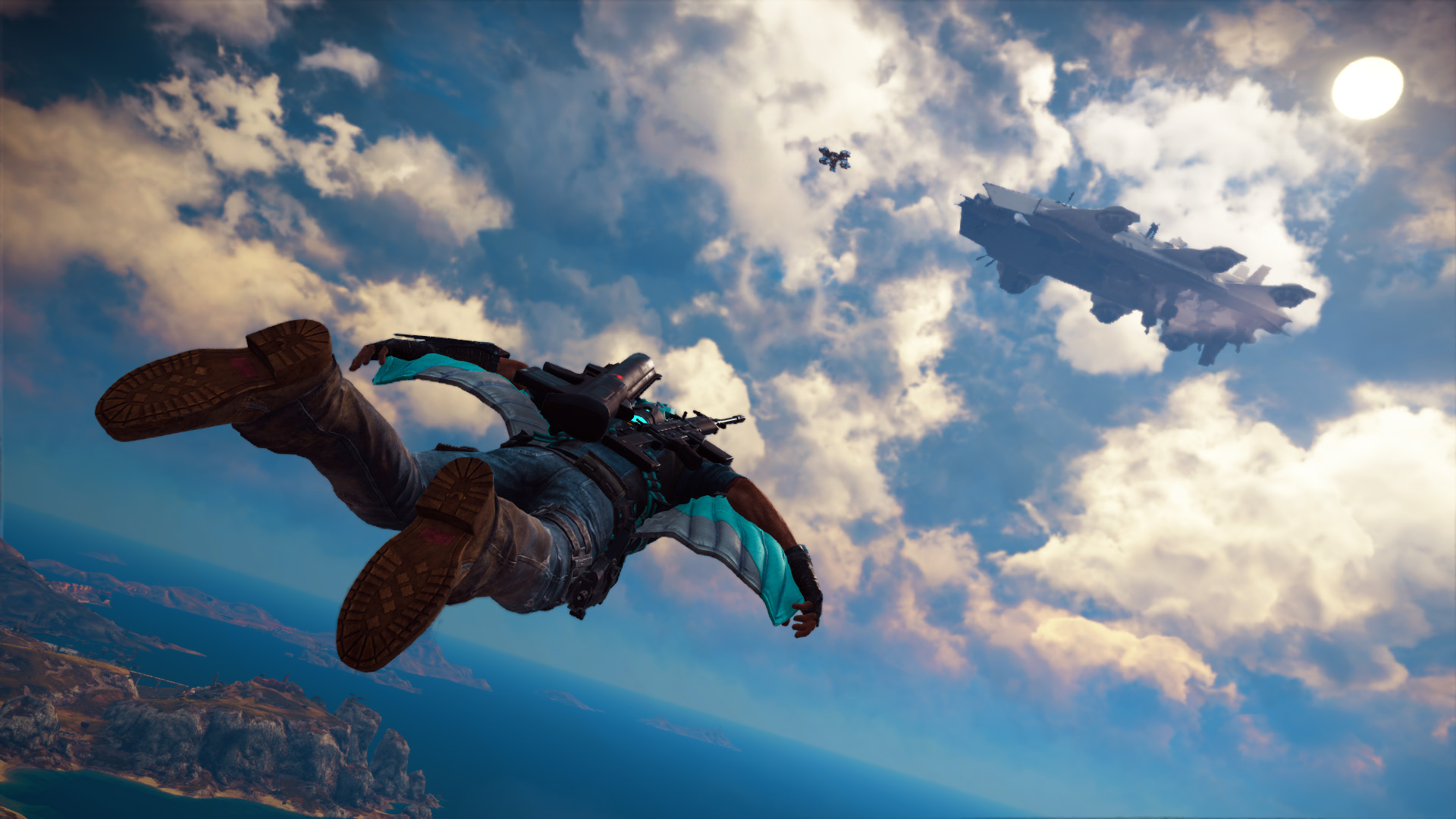 Just Cause 3: Sky Fortress Pack ( Steam Gift | RU )