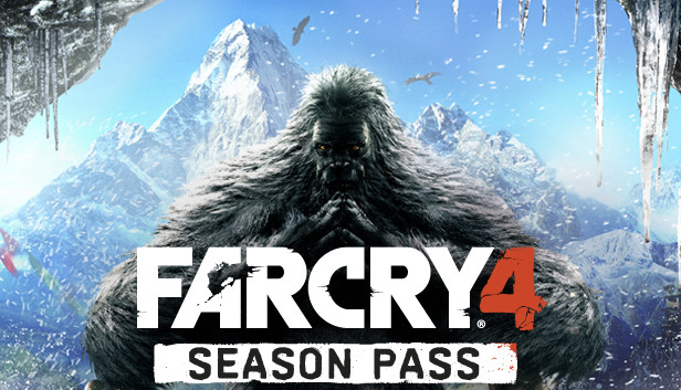 Far Cry 4 Season Pass ( Steam Gift | RU+CIS )