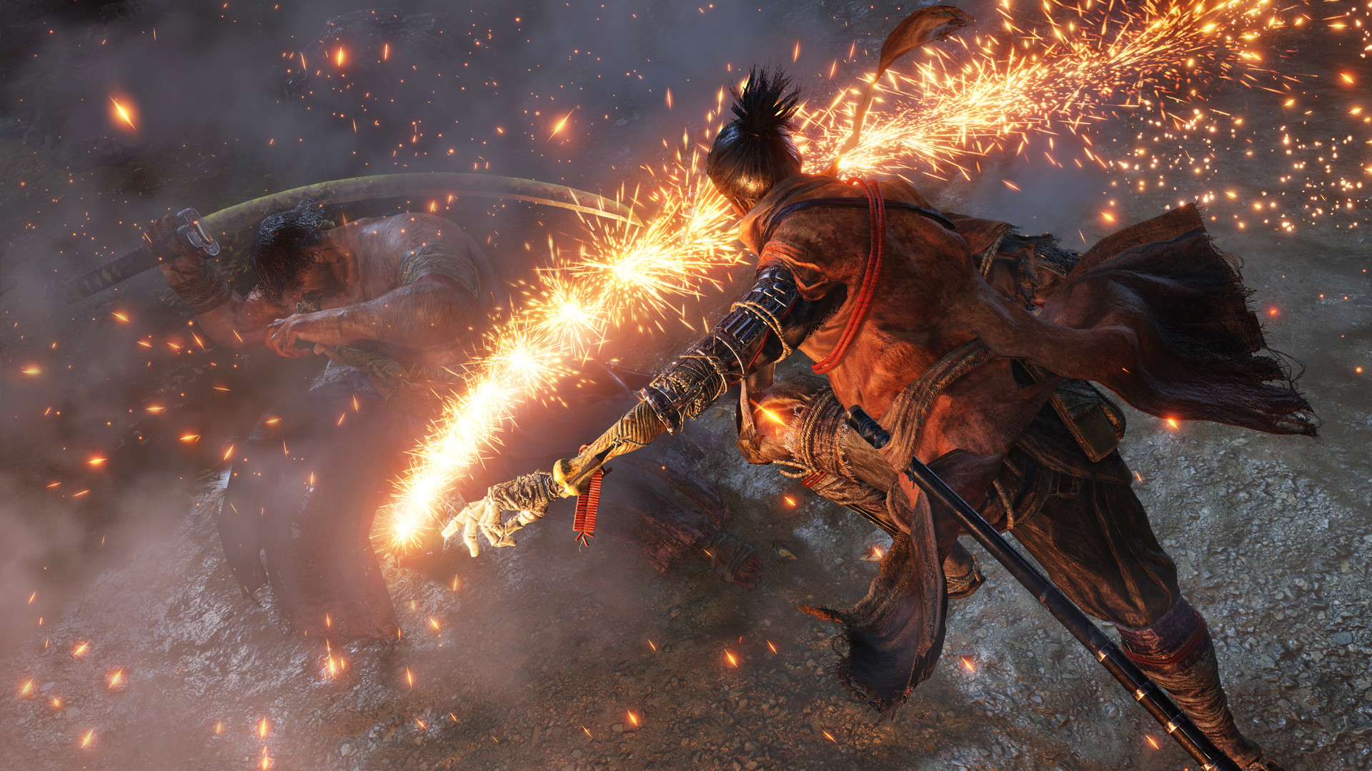 Sekiro: Shadows Die Twice ( Steam Gift | RU+CIS* )