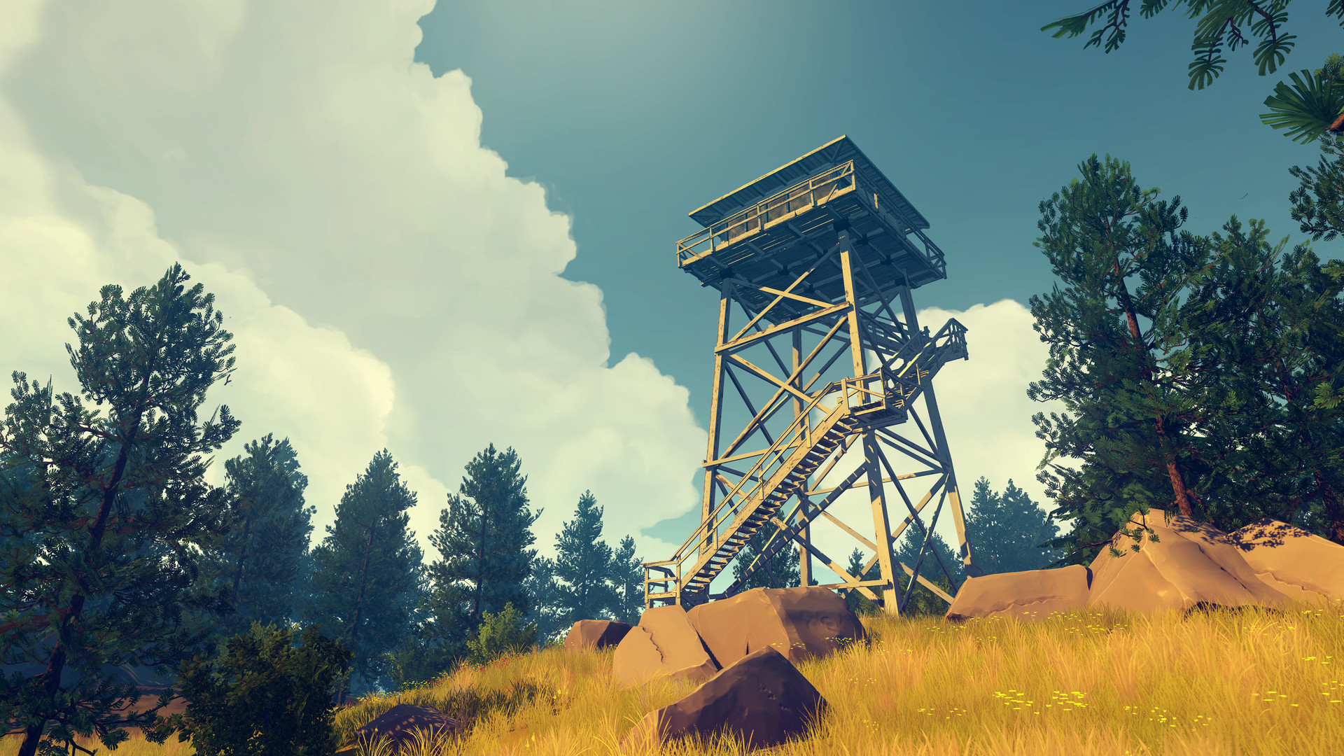 Firewatch Original Soundtrack ( Steam Gift | RU )