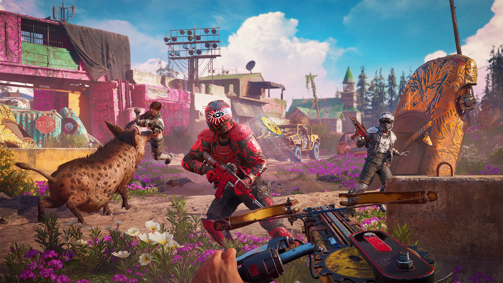 Far Cry New Dawn Deluxe ( Steam Gift | RU+CIS )