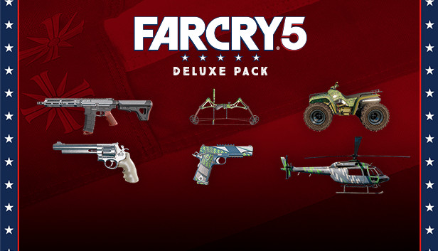 Far Cry 5 - Deluxe Pack ( Steam Gift | RU+CIS )
