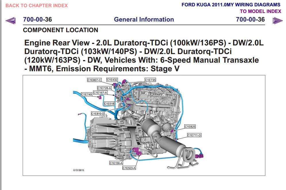 buy ford kuga 2011 wiring diagrams electrical circuits and download rh plati ru ford kuga mk2 wiring diagram ford kuga mk2 wiring diagram