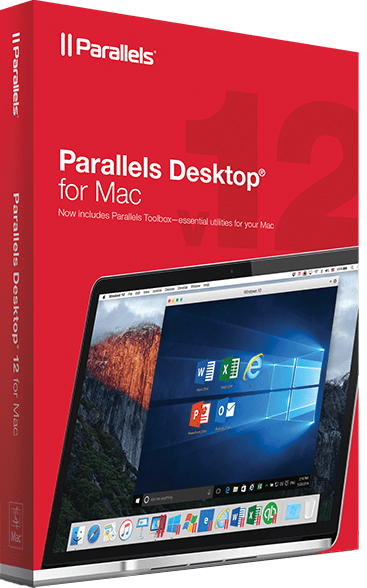 Parallels Desktop 12 for Mac Retail Lic CIS