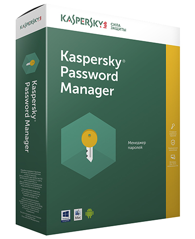 Kaspersky Cloud Password Manager Russian Edition. 1-Use