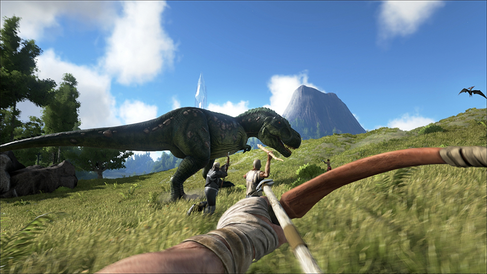 ARK: Survival Evolved (Steam Gift, Region RU+CIS)