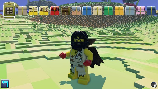 LEGO® Worlds (Steam Gift, Region RU+CIS)