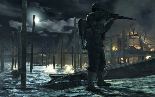 Call of Duty: World at War (Steam Gift, Region RU+CIS)