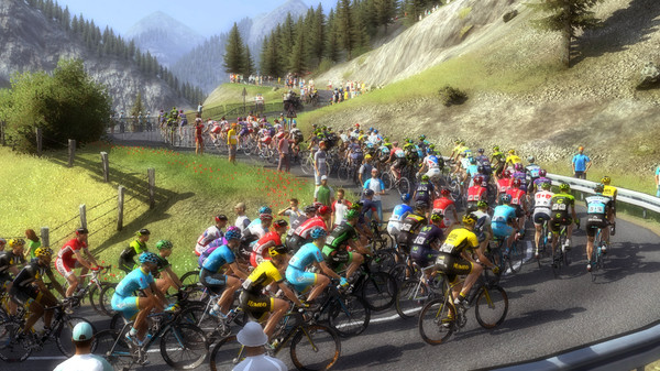 Pro Cycling Manager 2015 (Steam Gift, Region RU+CIS)