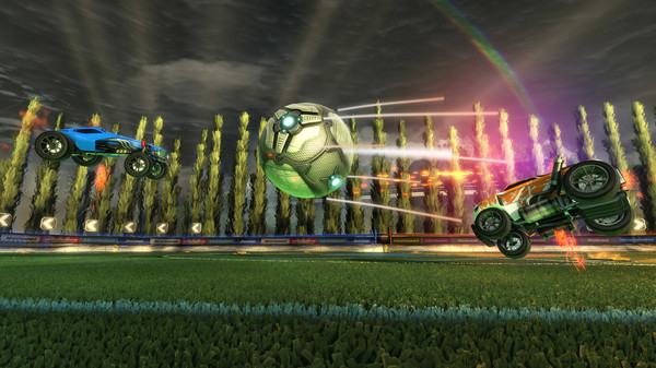 Rocket League (Steam Gift, Region RU+CIS)
