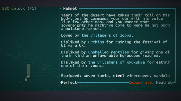 Caves of Qud (Steam Gift, Region RU+CIS)