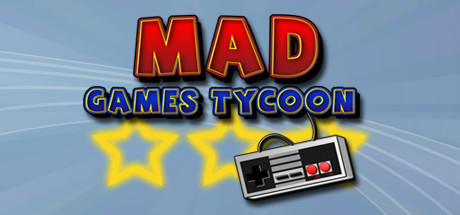 Mad Games Tycoon (Steam Gift, Region RU+CIS)